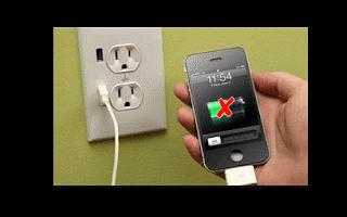 cara mengatasi Hp android tidak mau mengisi