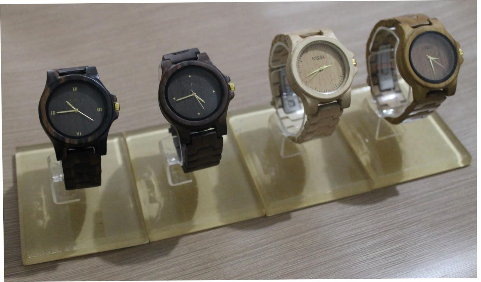 Jam Tangan Kayu Kaywoodwatch Empat Varian