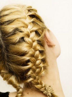 Fotos De Peinados Trenzados - Imagenes De Peinado De Trenzas Fáciles De Hacer