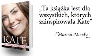 Pierwsze polskie wydanie biografii Księżnej Kate!