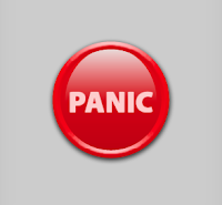 Hitting the Panic Button ~ TheQuirkyConfessions.com