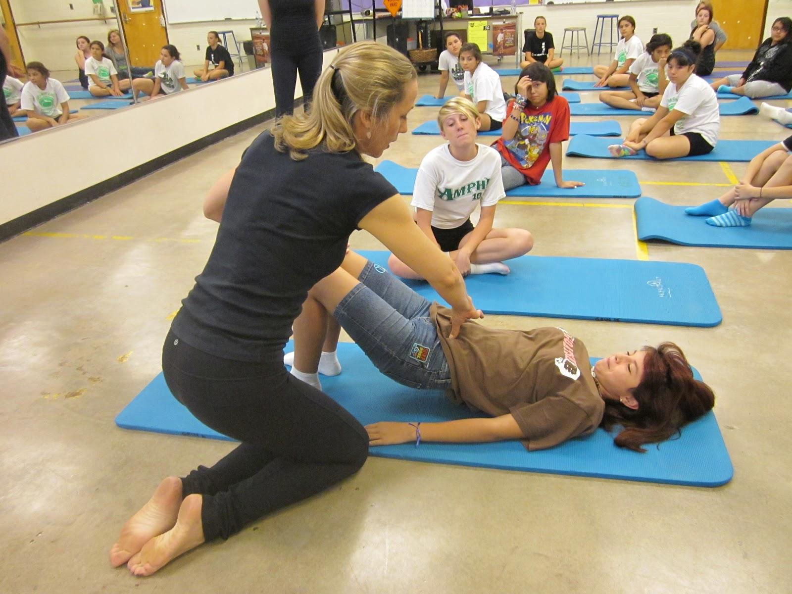 high school yoga pants - photo #43