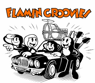 "The Flamin' Groovies Premiere ""End of the World"" (first new Cyril Jordan/Chris Wilson cut in 32 years) / Show on Nov. 15th at Warsaw in Brooklyn"