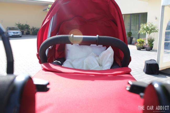 Skoda Stroller RS