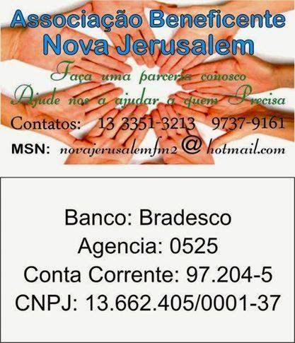 Associação Beneficente Nova Jerusalém