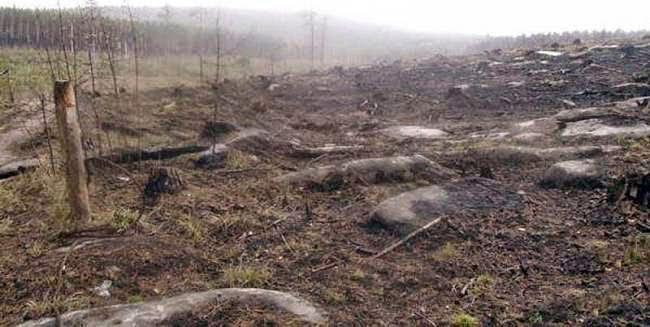 Kuburan Setan yang mematikan di Rusia