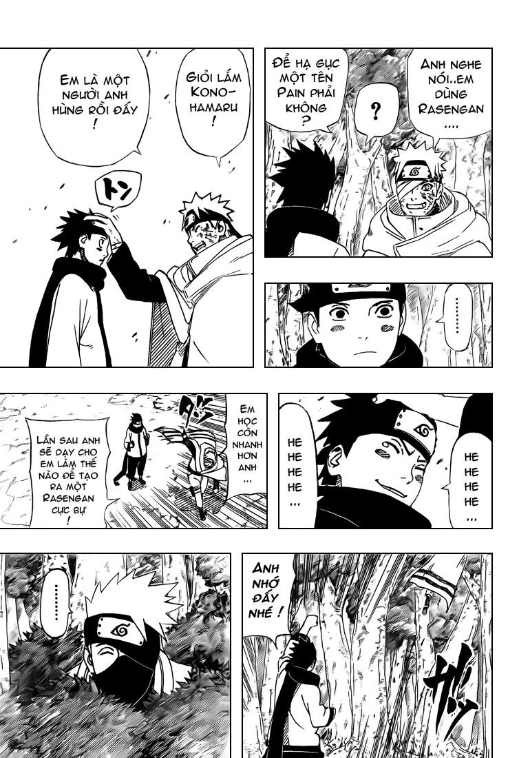 Naruto chap 456 Trang 11 - Mangak.info