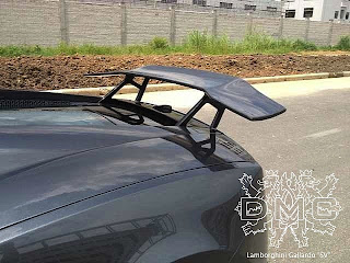 DMC Reveals SV-Style Spoiler for Lamborghini Gallardo