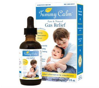 Tummy Calm Pure and natural Gas Relief