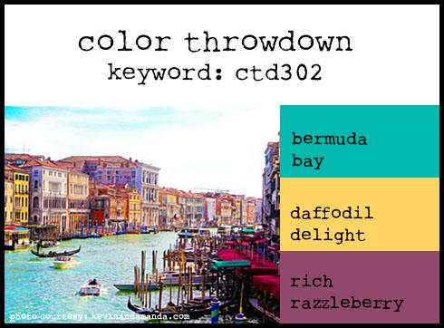 http://colorthrowdown.blogspot.co.uk/2014/07/color-throwdown-302.html