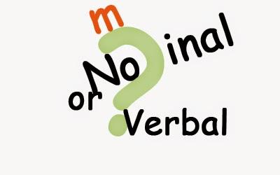 kalimat nominal dan verbal bahasa Inggris,penggunaan kalimat nominal dan verbal