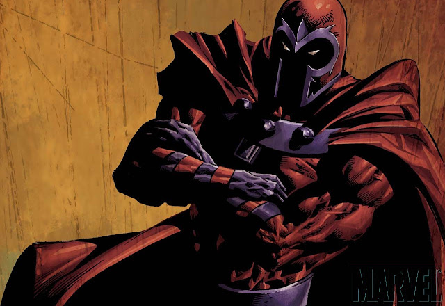 Magneto not a Hero Marvel comics gratis descarga