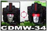 大力神強化装備 CDMW-34