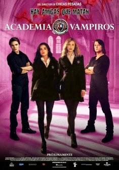 ver Academia de Vampiros / Vampire Academy (2014)