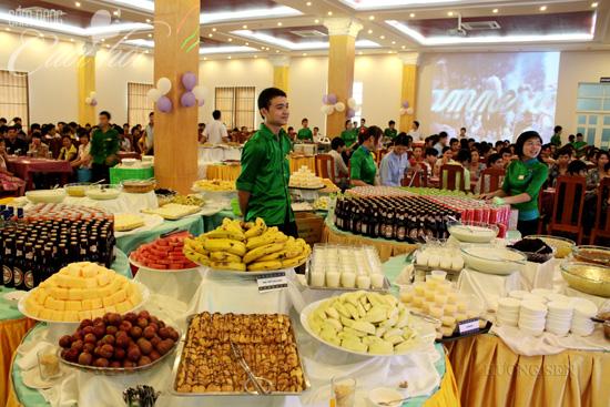 30 địa chỉ ăn Buffet giá rẻ bình dân được ưa thích ở Hà Nội