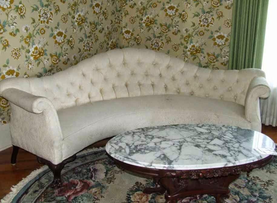 Sofa mewah dan elegan, contoh model