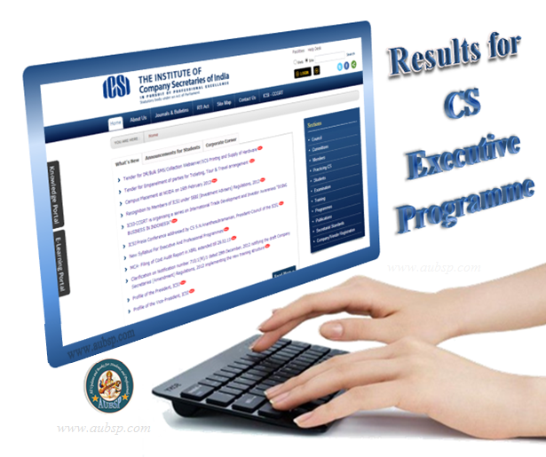 CS Examination results