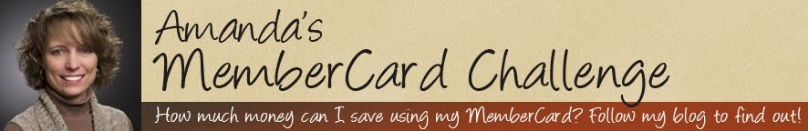 Amanda's MemberCard Challenge