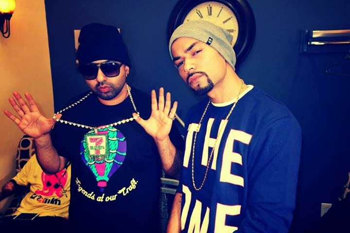 "Making of ""Brand New Swag"" in Studio - Bohemia + Haji Springer + Panda (Video) - Desi Unit - Desi Hip Hop"