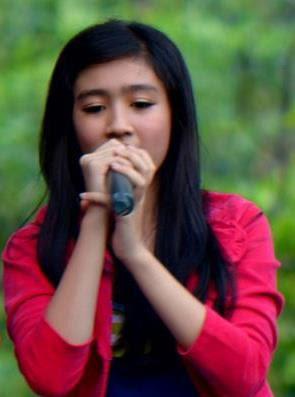 Foto Febby Blink Terbaru