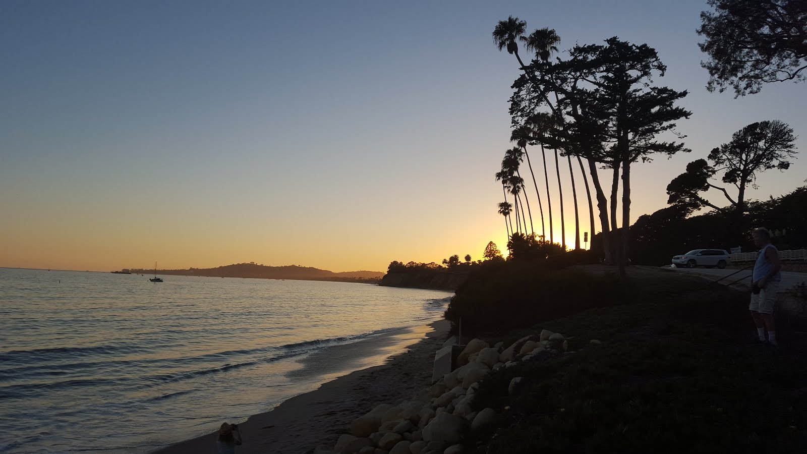 Butterfly Beach, Santa Barbara, Ca.