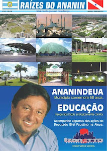 REVISTA RAÍZES DO ANANIN