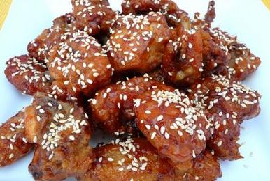 Honey garlic chicken wings recipe chinese food recipes serve and enjoy this delicious chinese food recipe honey garlic chicken wings forumfinder Image collections