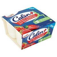 Yoplait Calin D yogurt pots