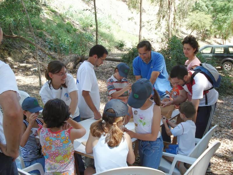 Educación Ambiental. Día Mundial del Medio Ambiente 2007. Gelves 3 de junio