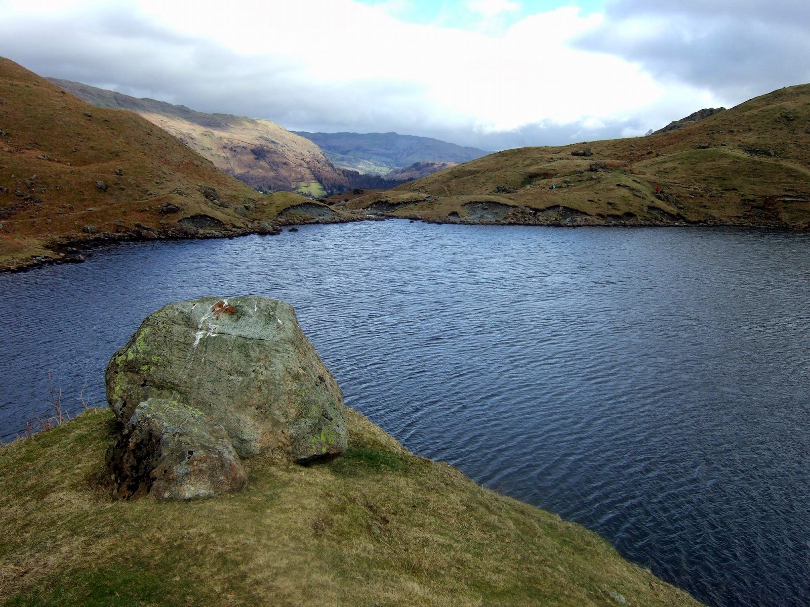 views of lakeland tarns