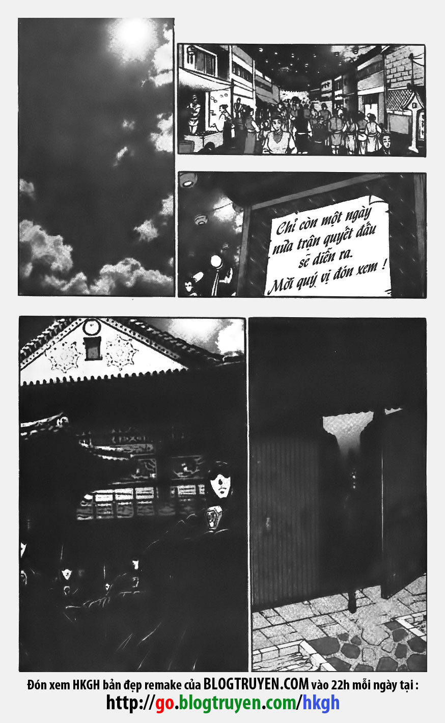Hiệp Khách Giang Hồ - Hiệp Khách Giang Hồ Chap 052 - Pic 2