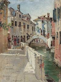 Venice Morning impression Canal Grande