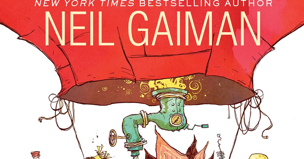 Neil Gaiman's Journal: Fortunately, the book... (Explained)