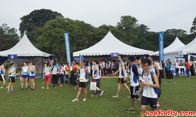 ASEAN Unity Run 2015, Unity, Community Harmony, Fitness, Asean Run