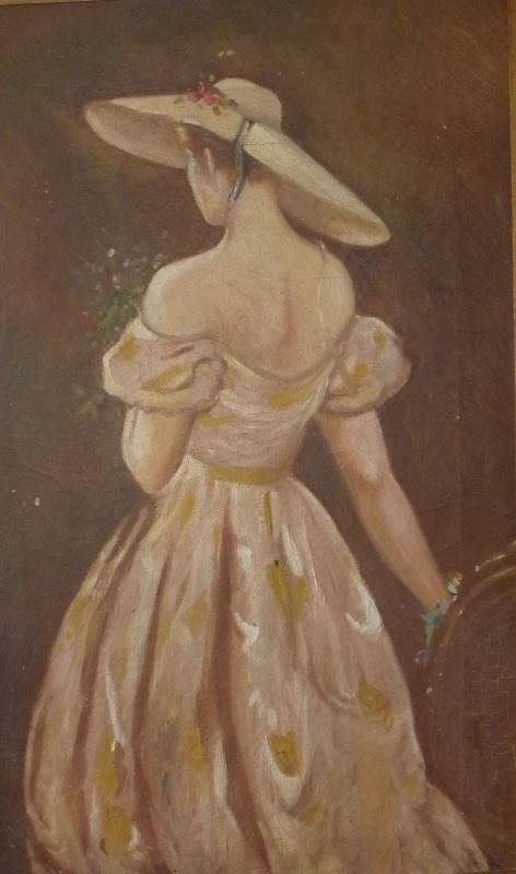 Pintura de Lydia Moschetti