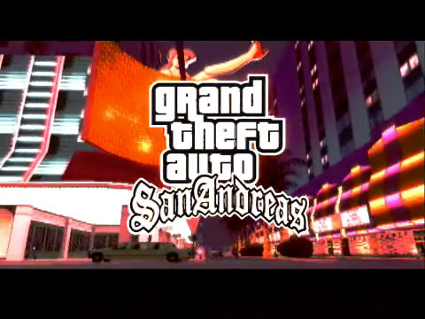 Grand Theft Auto San Andreas Parche Para GTA