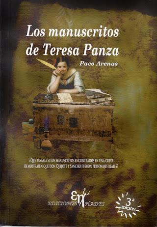 Leer primeros capítulos de Los Manuscritos de Teresa Panza