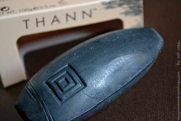 Thann Rice Grain Soap Bar Bran Charcoal Scrub Reviews Ingredients