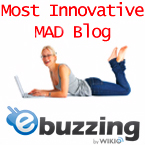 MADs Most Innovative Logo