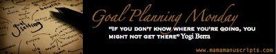 Goal Planning Monday