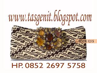 tas pesta batik, tas batik unik, clutch bag batik, dompet batik