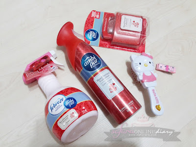 Ambi Pure Love Bouquet