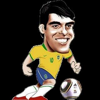 Excelentes Caricaturas de Jugadores de Fútbol Taringa! - Imagenes De Caricaturas De Jugadores De Futbol