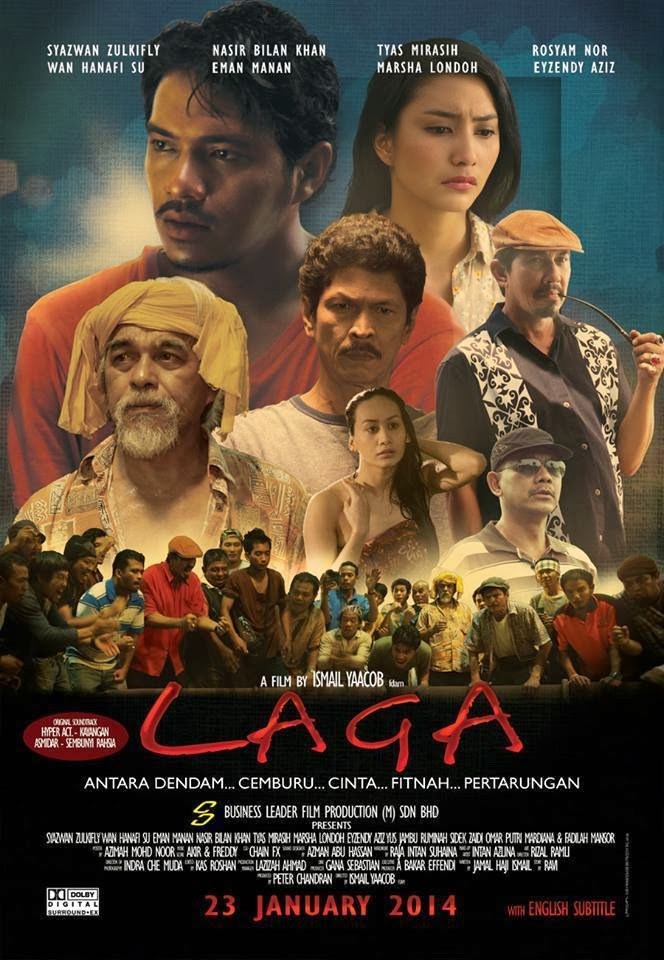 Tonton Filem Laga Full Movie Streaming