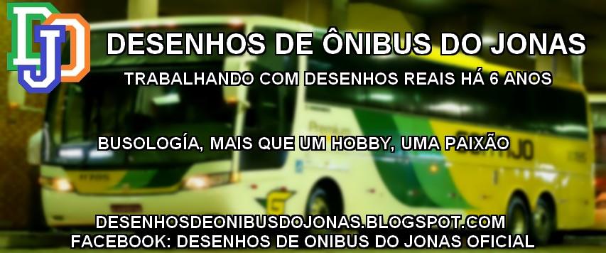 DESENHOS DE ONIBUS DO JONAS