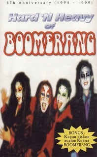 Boomerang - Hard 'N Heavy Of Boomerang
