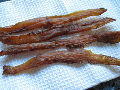 how to make homemade chicken jerky