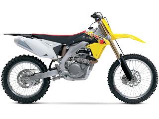 2013 Suzuki RM-Z450 Motorcycle Photos 3
