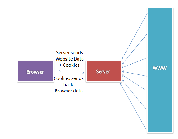 website cookies explained