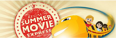 Regal Summer Movie Express 2014